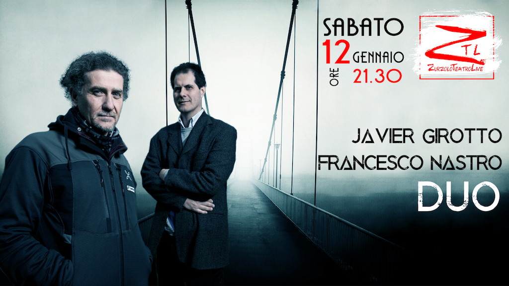 12/01/2019 – J. GIROTTO and F. NASTRO Duo
