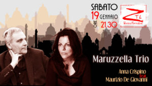 19/01/2019 – Maruzzella Trio