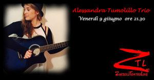 09/06/2017 – Alessandra Tumolillo Trio