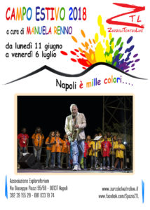 Giugno/Luglio – Campo Scuola 2018