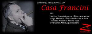 11/03/2017 – Casa Francini