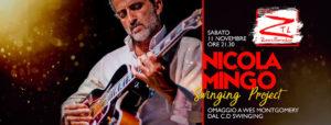 11/11/2017 – Nicola Mingo Swinging Project