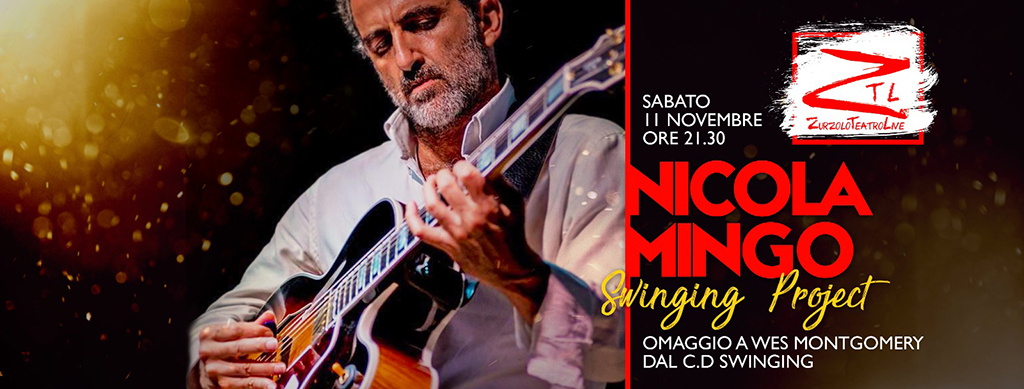11/11/2017 – Nicola Mingo Swinging Project