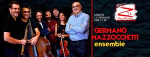13/01/2018 – Germano Mazzocchetti Ensemble
