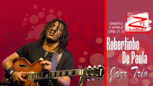 07/04/2018 – Robertinho De Paula Jazz Trio