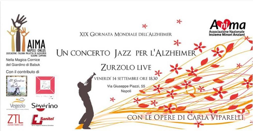 14/09/2012 – Un Concerto per l'Alzheimer – Marco Zurzolo Band