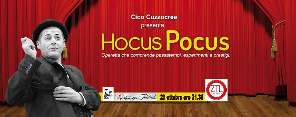 25/10/2013 – Hocus Pocus