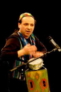 "29/09/2012 – Tony Cercola in ""Facimm Ammuina"""