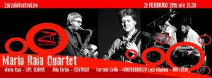 21/02/2015 – Mario Raja Quartet