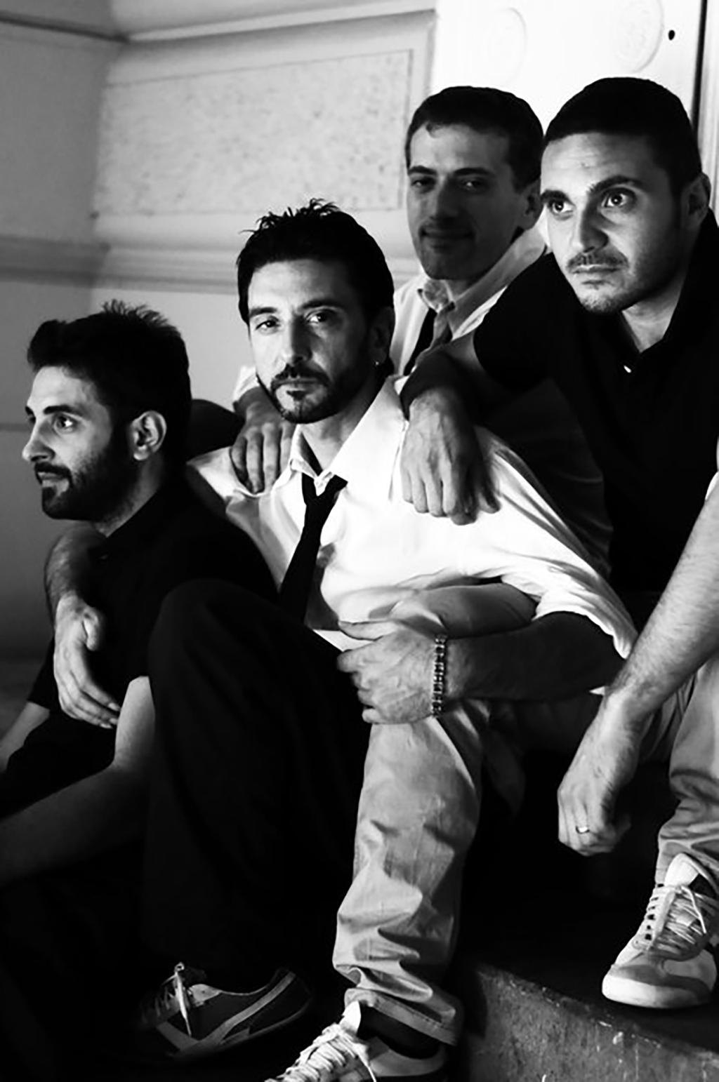 28/04/2013 – Diversamente Rossi – Rassegna musicale Larry Nocella
