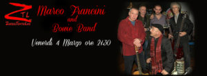 04/03/2016 – Marco Francini and Bowie Band