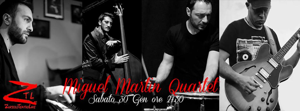 30/01/2016 – Miguel Martins Quartet