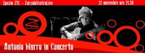 22/11/2014 – Antonio Murro in concerto