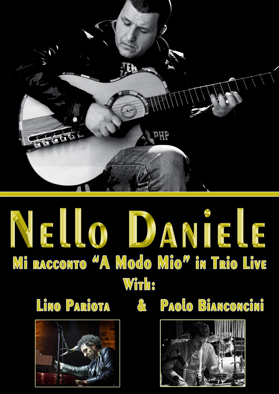 11/05/2013 – Nello Daniele in concerto