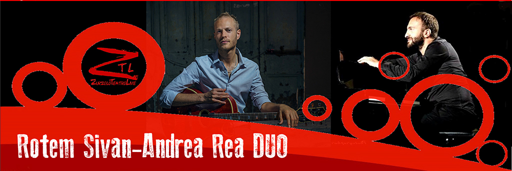 08/11/2014 – Rotem Sivan – Andrea Rea DUO