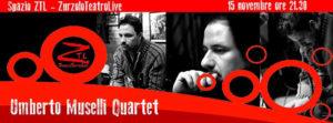15/11/2014 – Umberto Muselli Quartet