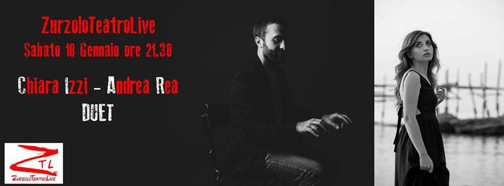 10/01/2015 – Chiara Izzi – Andrea Rea DUET