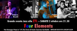 05/10/2013 – Four Elements grande evento