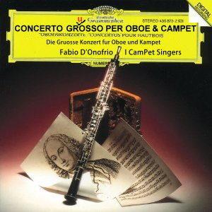 27/01/2013 – Concerto Gr(U)osso per oboe e campet