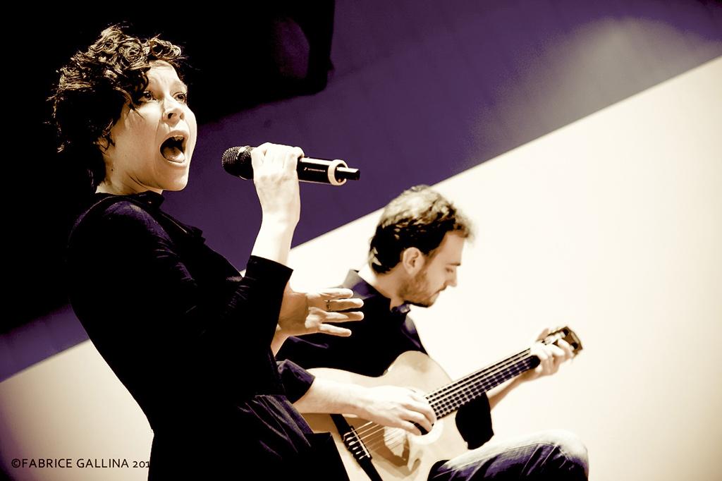 07/04/2013 – vERsO – Elsa Martin e Marco Bianchi in concerto