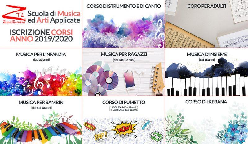 Spazio ZTL – SCUOLA DI MUSICA ED ARTI APPLICATE