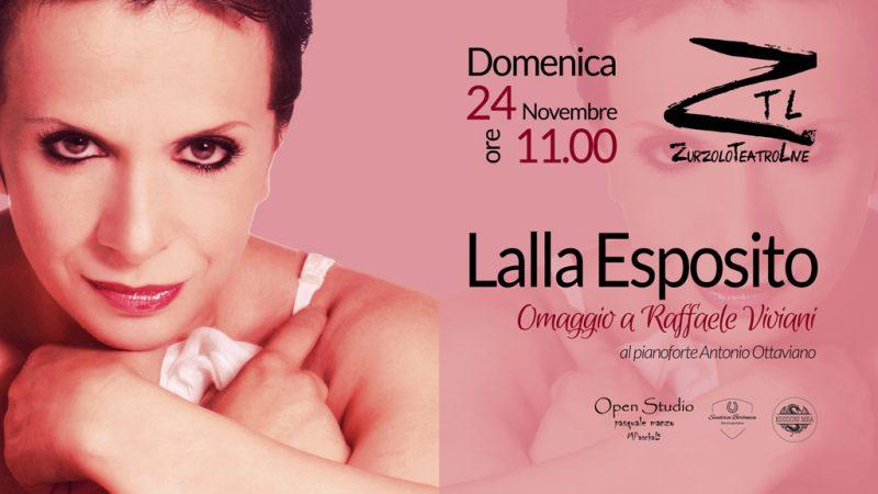 24/11/2019 – Lalla Esposito in concerto