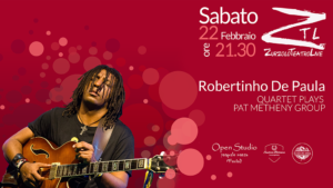 Roberinho De Paola Quartet Plays Pat Metheny Group