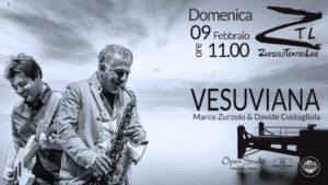 VESUVIANA - Marco Zurzolo & Davide Costagliola