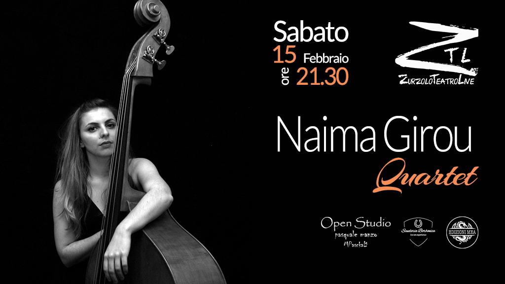 15-02-2020 – Naima Girou Quartet
